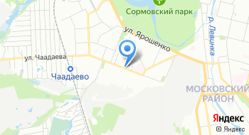 ОУФМС города Нижний Новгород на карте