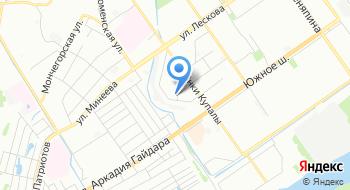 Аптечный склад Союз на карте