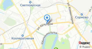 FinSity на карте
