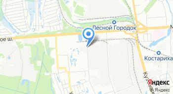 Стеклопроект на карте