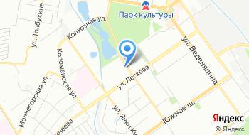 Следственный отдел по Автозаводскому району города Нижнего Новгорода Следственного управления Следственного комитета РФ по Нижегородской области на карте