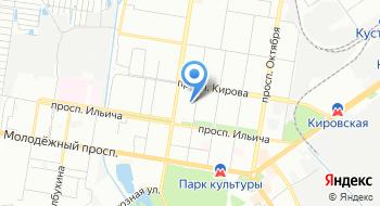 Отделение почтовой связи Пушкарево 606680 на карте