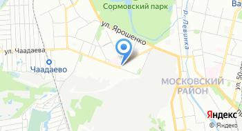 Нижегородский авиационный технический колледж на карте