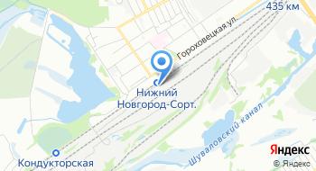 ГК СеверСити на карте