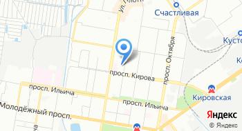 Министерство обороны Российской Федерации на карте