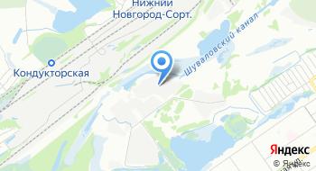 Гринроуд на карте