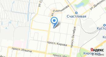 Детская школа искусств им. Арама Ильича Хачатуряна на карте