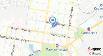 ЧОУ Дивеевская монастырская православная СОШ на карте
