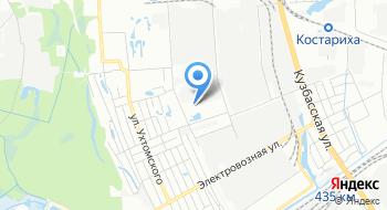 Нижегородское подразделение Горьковского учебного центра профессиональных квалификаций на карте