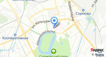Строительная компания Призма на карте