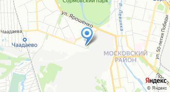 Нижегородское предприятие судового оборудования на карте