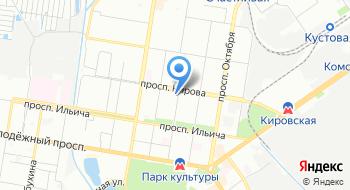 АльянсРС на карте