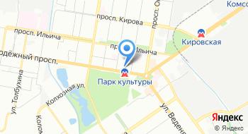 НК Дижон на карте