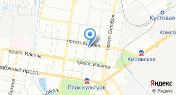 Отдел опеки и попечительства Управления общего образования Администрации Автозаводского района г. Нижнего Новгорода на карте