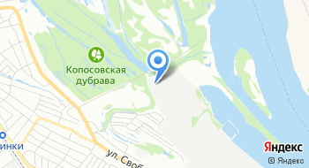 Назарово-Металлургсервис, Нижегородский филиал на карте