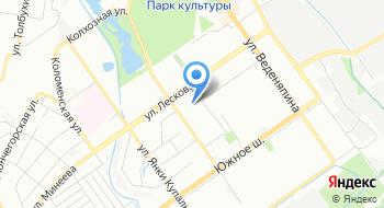 Аудиторская фирма Ажур - НН на карте