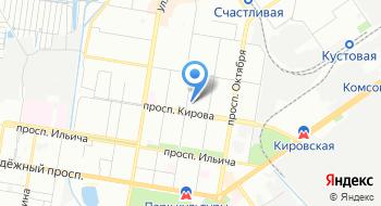 Обуховская промышленная компания, филиал в г. Нижнем Новгороде на карте