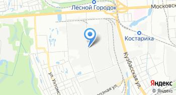 БСУ АвангардБетон на карте
