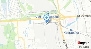 Торговая компания Аквогрупп на карте