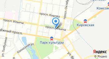 Техногрупп на карте