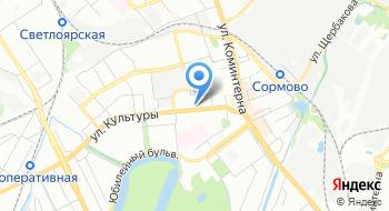 Багетная мастерская Амели на карте