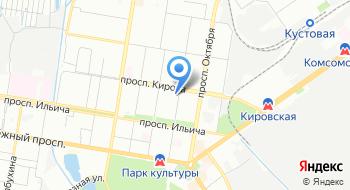 Ассоциация Рус-Дао на карте