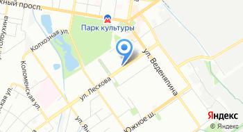 РеКом на карте