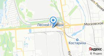 1-й ХладоВИД на карте