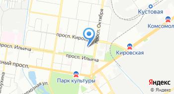 Дворец спорта имени В.С. Коноваленко на карте