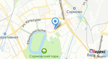 Территориальная избирательная комиссия на карте