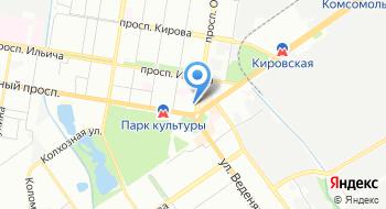 Центр-СБК на карте