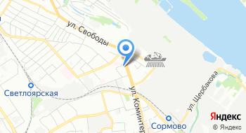 Интернет-магазин Нижегородский Почемучка на карте
