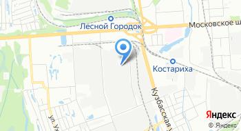 Фурнитура НН на карте