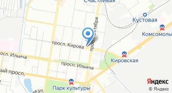 УФК по Нижегородской области, отделение №56 на карте