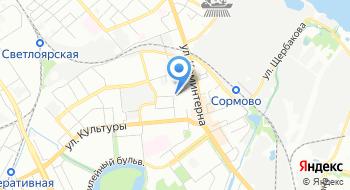 Офис врача общей практики от Поликлиники №1 на карте