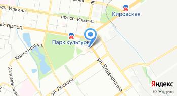 Айкрафт Оптика на карте