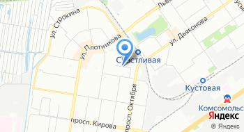 Абонентское агентство на карте