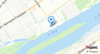 Яхт-клуб Тахая Гавань-Юг на карте
