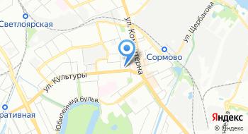 Муниципальное автономное общеобразовательное учреждение Лицей № 82 на карте