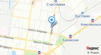 Ортоцентр на карте