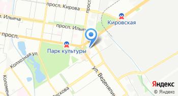 ГБУЗ НО Городская больница №33 Травматологический пункт Автозаводского района на карте