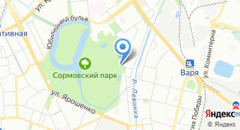 Гриль парк на карте