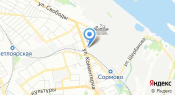 Музыкальная школа №11 им. Б.А. Мокроусова на карте