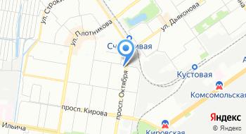 Депутатский центр Автозаводского района на карте