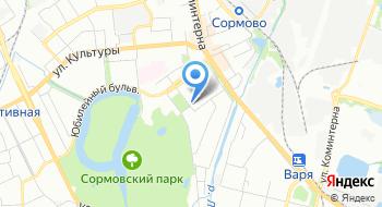 Агентство недвижимости Союз на карте