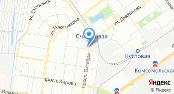 Интернет-магазин Мэгги на карте