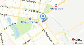 Автосалон с пробегом на карте