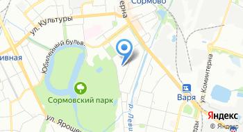 Управляющая компания Сокольники на карте
