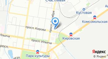 Автолик-НН на карте