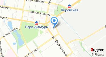 Бизнес-центр Союз на карте